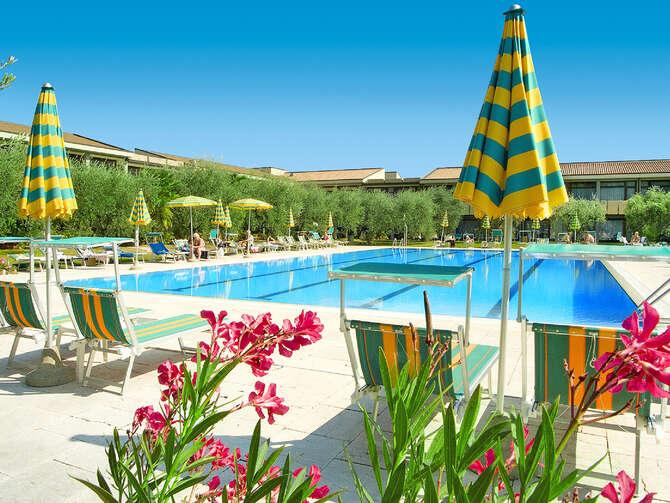 Parc Hotel Oasi Garda