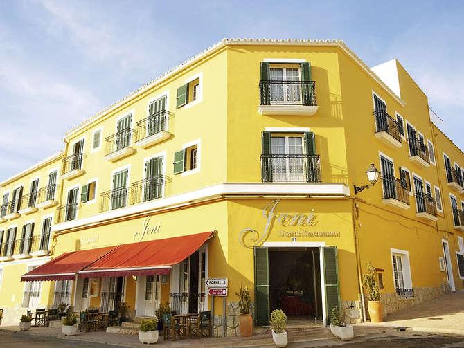 Hotel Jeni Arenal d'en Castell