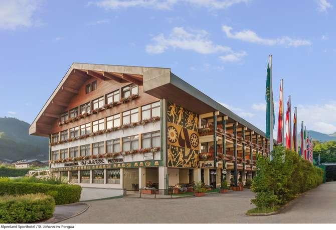 Alpenland Sporthotel St. Johann Sankt Johann im Pongau