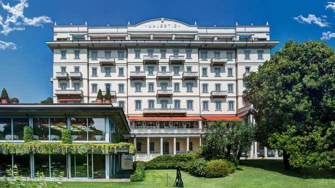 Grand Hotel Majestic Verbania
