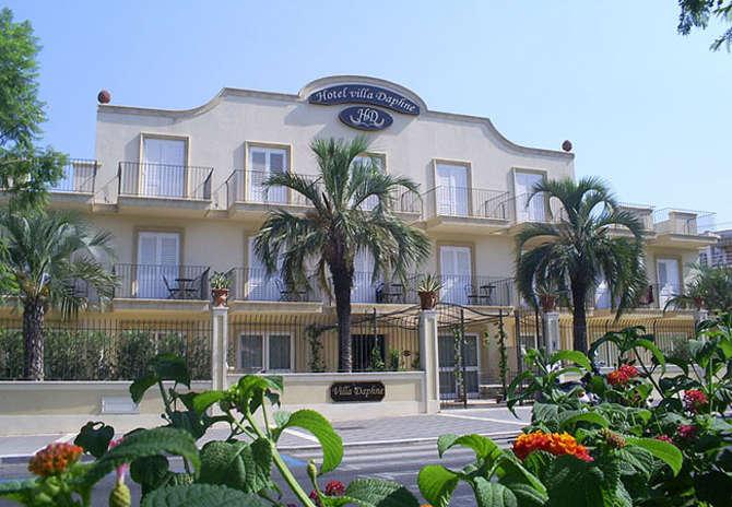 Hotel Villa Daphne Giardini Naxos