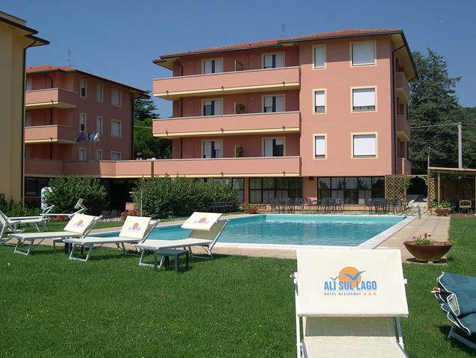 Ali Sul Lago Hotel Residence San Feliciano