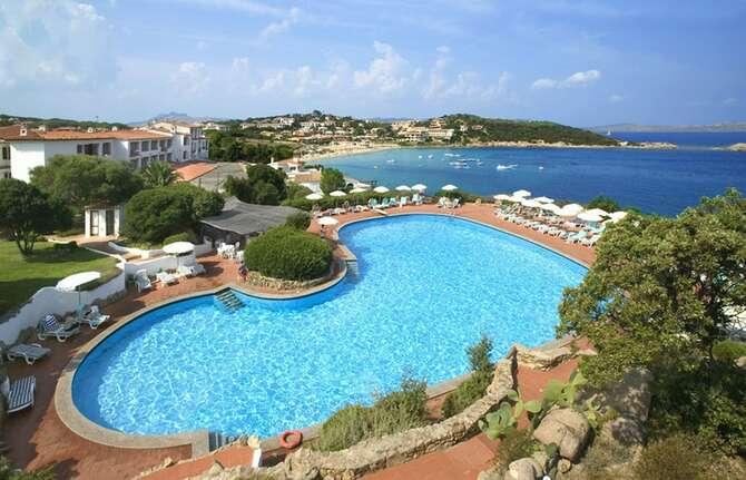 Hotel La Bisaccia Baja Sardinia