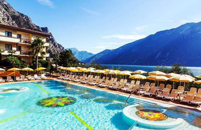 Hotel Ilma Limone sul Garda