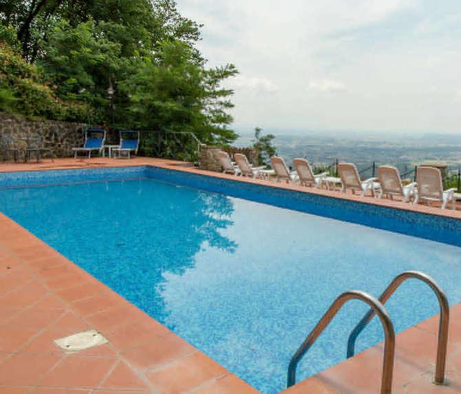 Hotel Bellavista San Baronto