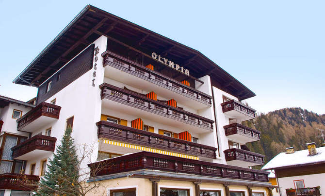 Hotel Olympia Selva