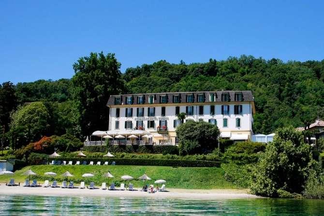 Hotel Villa Paradiso Meina