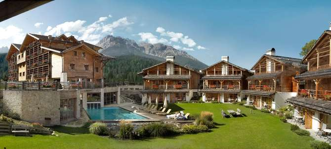 Post Alpina Family Mountain Chalets San Candido - Innichen