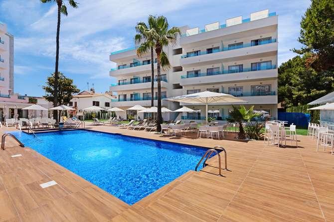 Metropolitan Playa JUKA Aparthotel Playa de Palma
