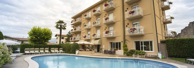 Hotel Romeo Torri del Benaco