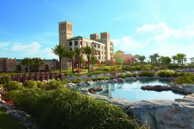 Desert Islands Resort & Spa By Anantara Abu Dhabi