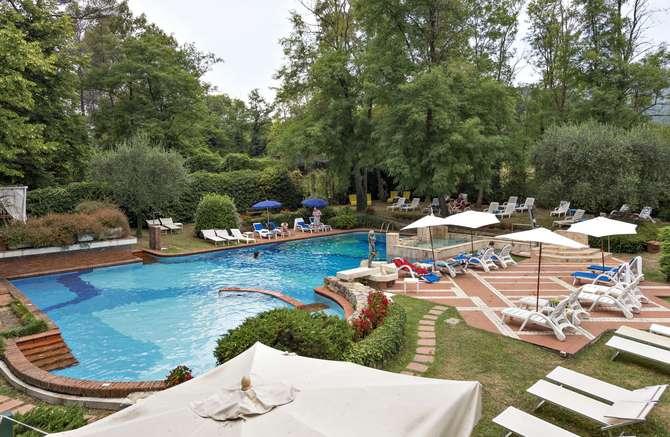 Hotel Astoria Montecatini-Terme