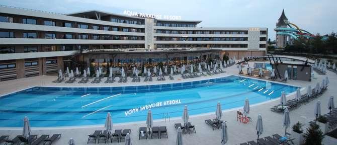 Aqua Paradise Hotel Nessebar