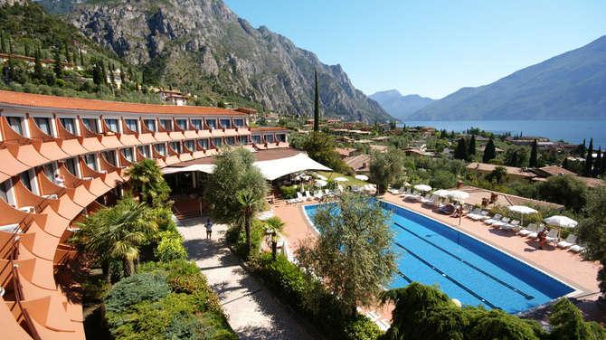 Hotel Wellness Saturno Limone sul Garda