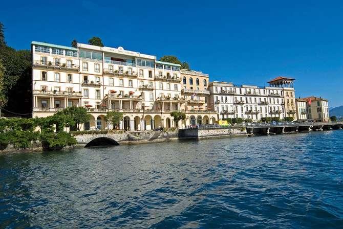 Grand Hotel Cadenabbia Cadenabbia