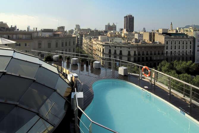 Silken Gran Havana Hotel Barcelona