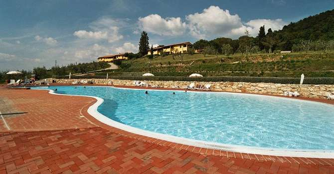 Residence Belmonte Vacanze Montaione