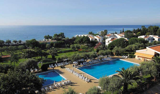 Unahotels Naxos Beach Giardini Naxos