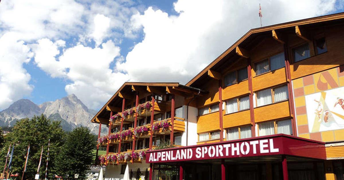Alpenland Sporthotel Maria Alm In Maria Alm De Vakantiediscounter