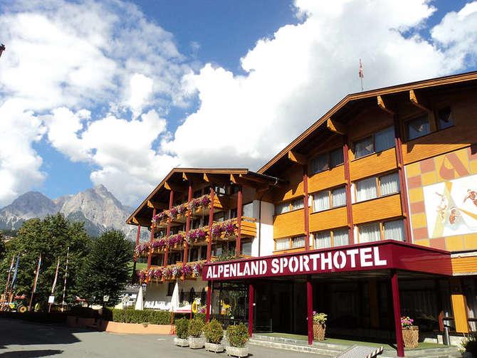 Alpenland Sporthotel Maria Alm Maria Alm
