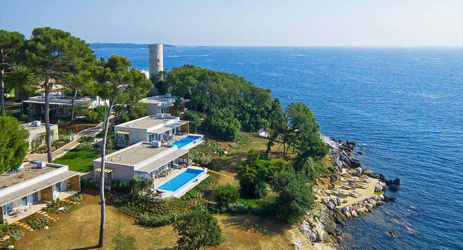 Valamar Collection Isabella Island Resort - Isabella V Level Miramare Porec