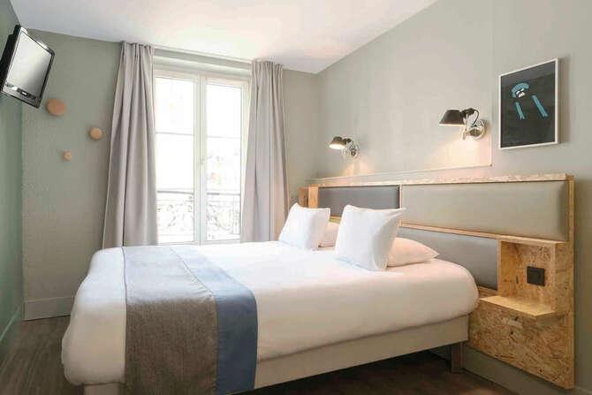 Hotel Basss Parijs