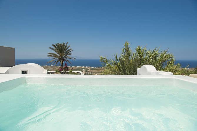 Aqua Serenity Santorini Luxury Suites Oia