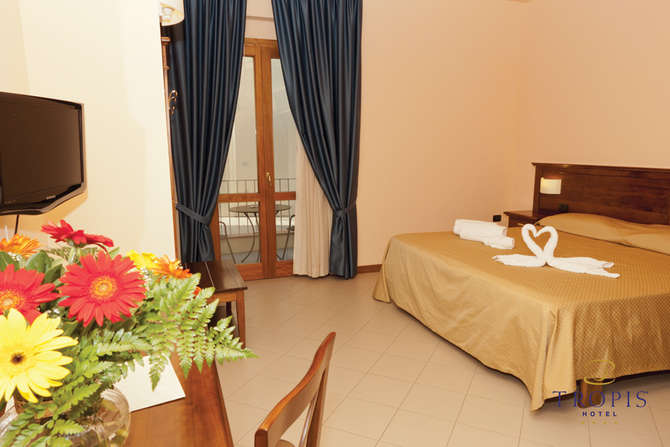 Hotel Tropis Tropea