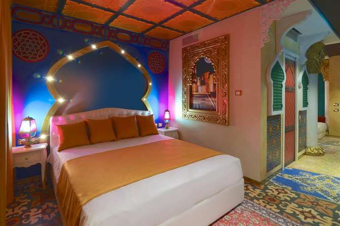 Gardaland Adventure Hotel Peschiera del Garda