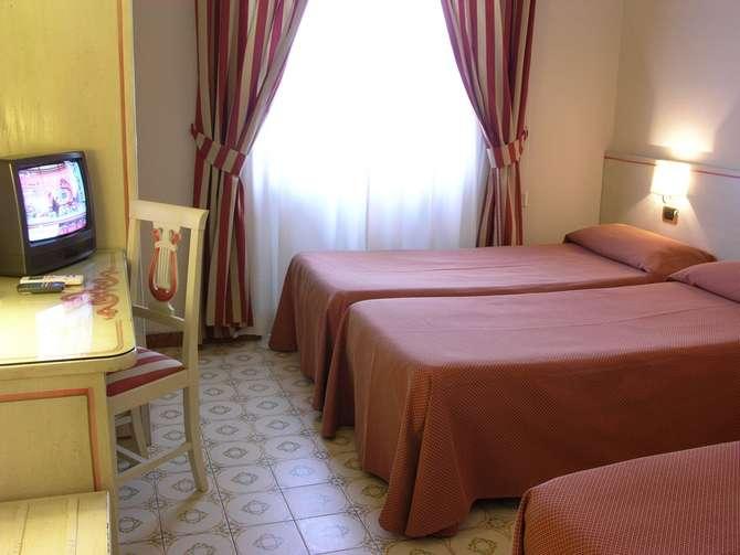 Hotel Villa Rosa Rome