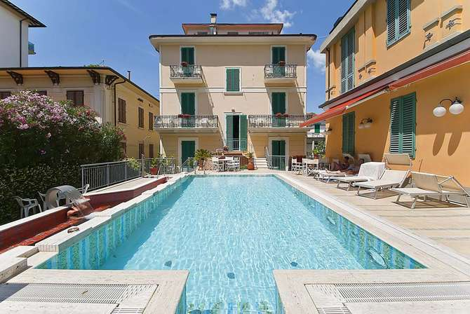 Hotel Maestoso Montecatini-Terme