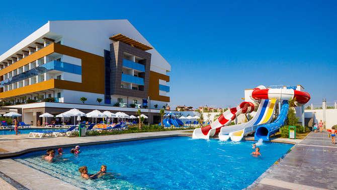 Terrace Elite Resort Side