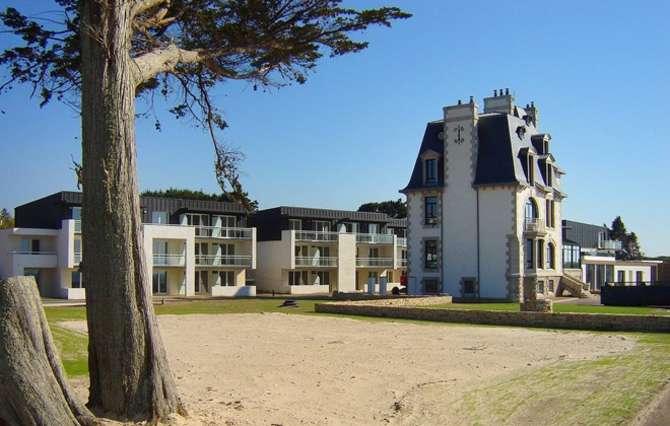 Residence Domaine des Roches Jaunes Plougasnou