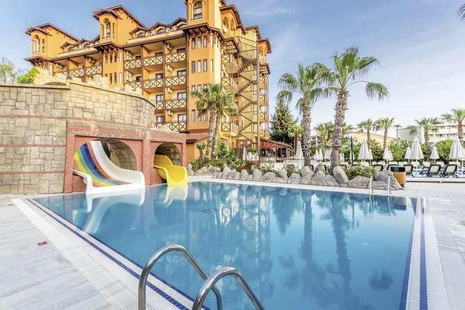 Hotel Villa Side Side