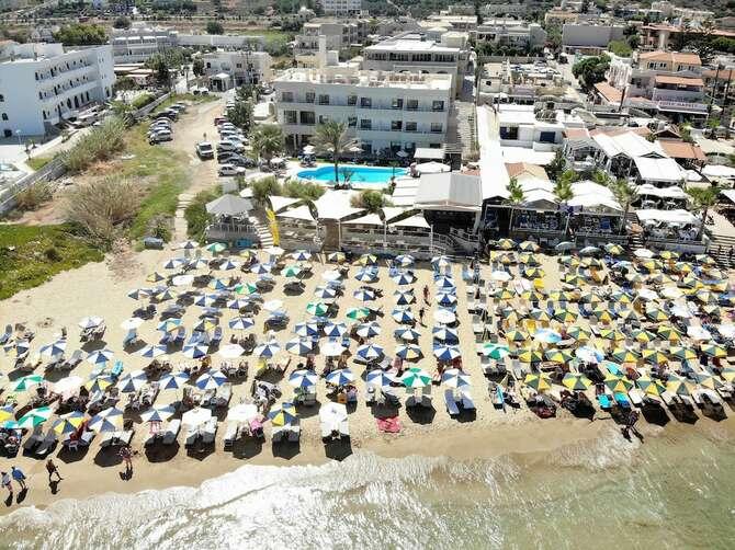 Maliotakis Beach Hotel Stalís (Stalída)
