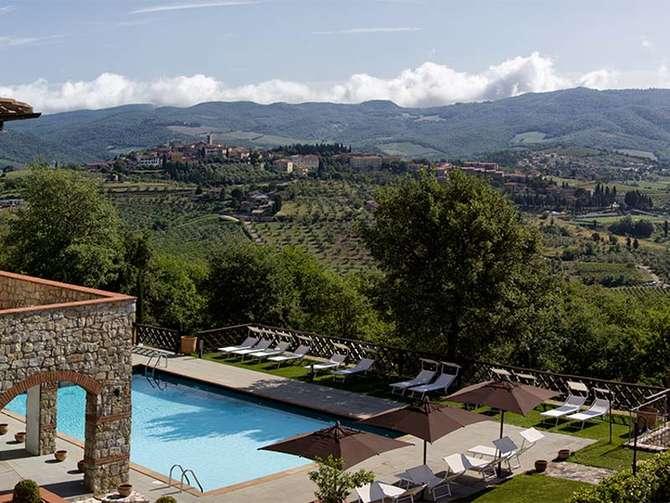 CDH Hotel Radda Radda in Chianti