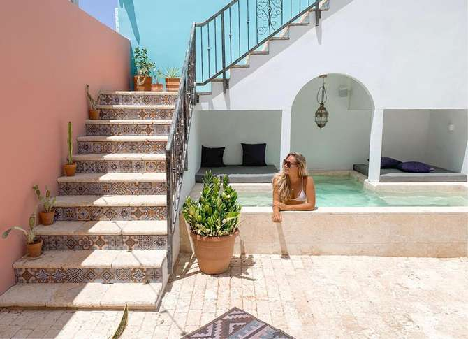 Boho Bohemian Boutique Hotel Willemstad