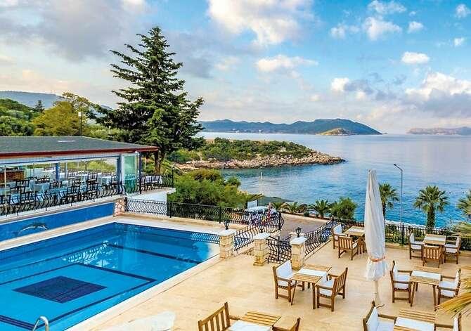 Cappari Hotels Aqua Princess Kas