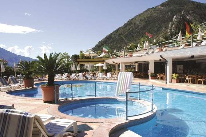 Hotel Cristina Limone sul Garda