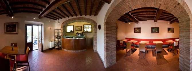 Hotel Le Noci Radda in Chianti