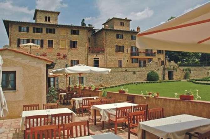 Villa San Filippo Barberino Val d'Elsa