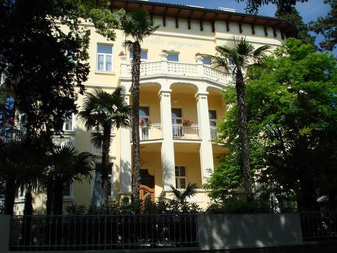Villa Eugenia Lovran