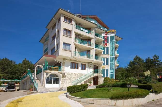 Hotel Zora Sunny Beach