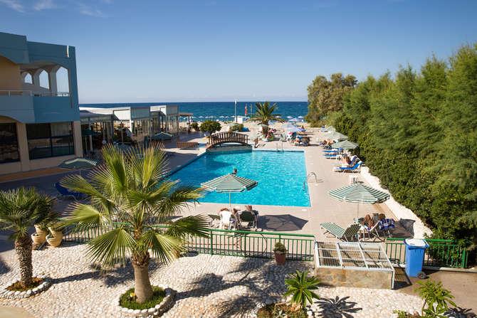 Kathrin Beach Hotel Adelianos Kambos