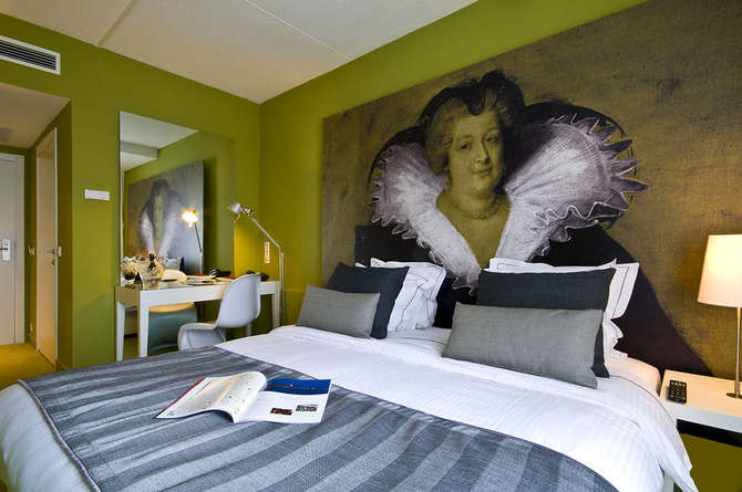 Tryp By Wyndham Antwerp Hotel Antwerpen