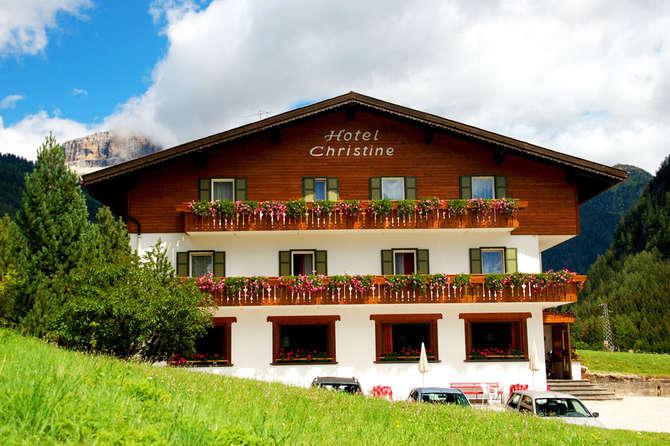 Hotel Christine Campitello di Fassa