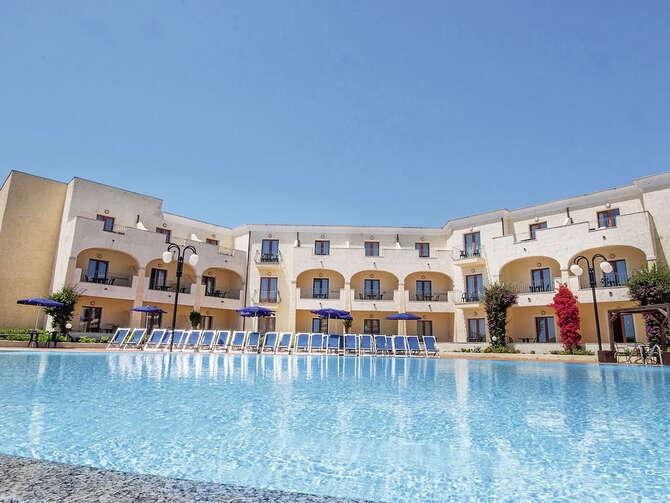 Blu Hotel Morisco Village Cannigione