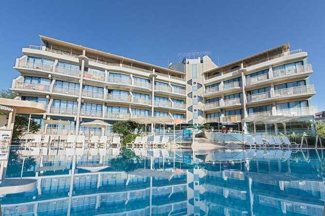Aquamarine Hotel Sunny Beach