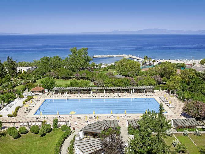 Athos Palace Hotel Kallithea