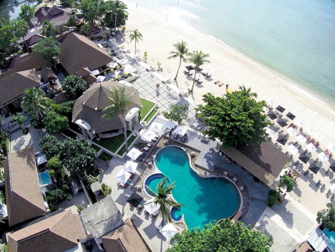 Pavilion Samui Villas & Resort Lamai Beach